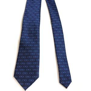 Apt. 9 Glasses Skinny Tie